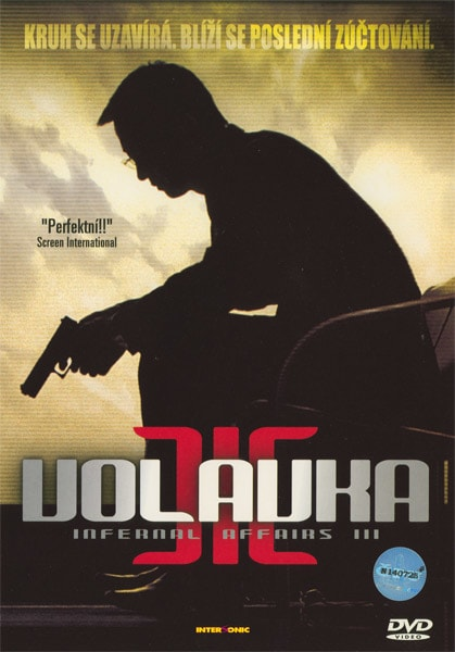 DVD Volavka III