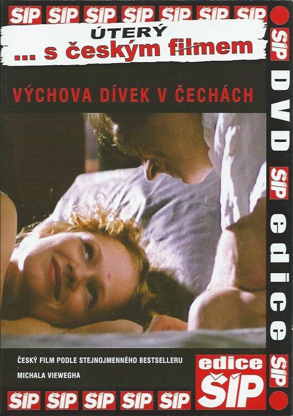 DVD Výchova dívek v Čechách