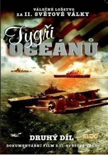 DVD Tygři oceánů 2 (Slim box)