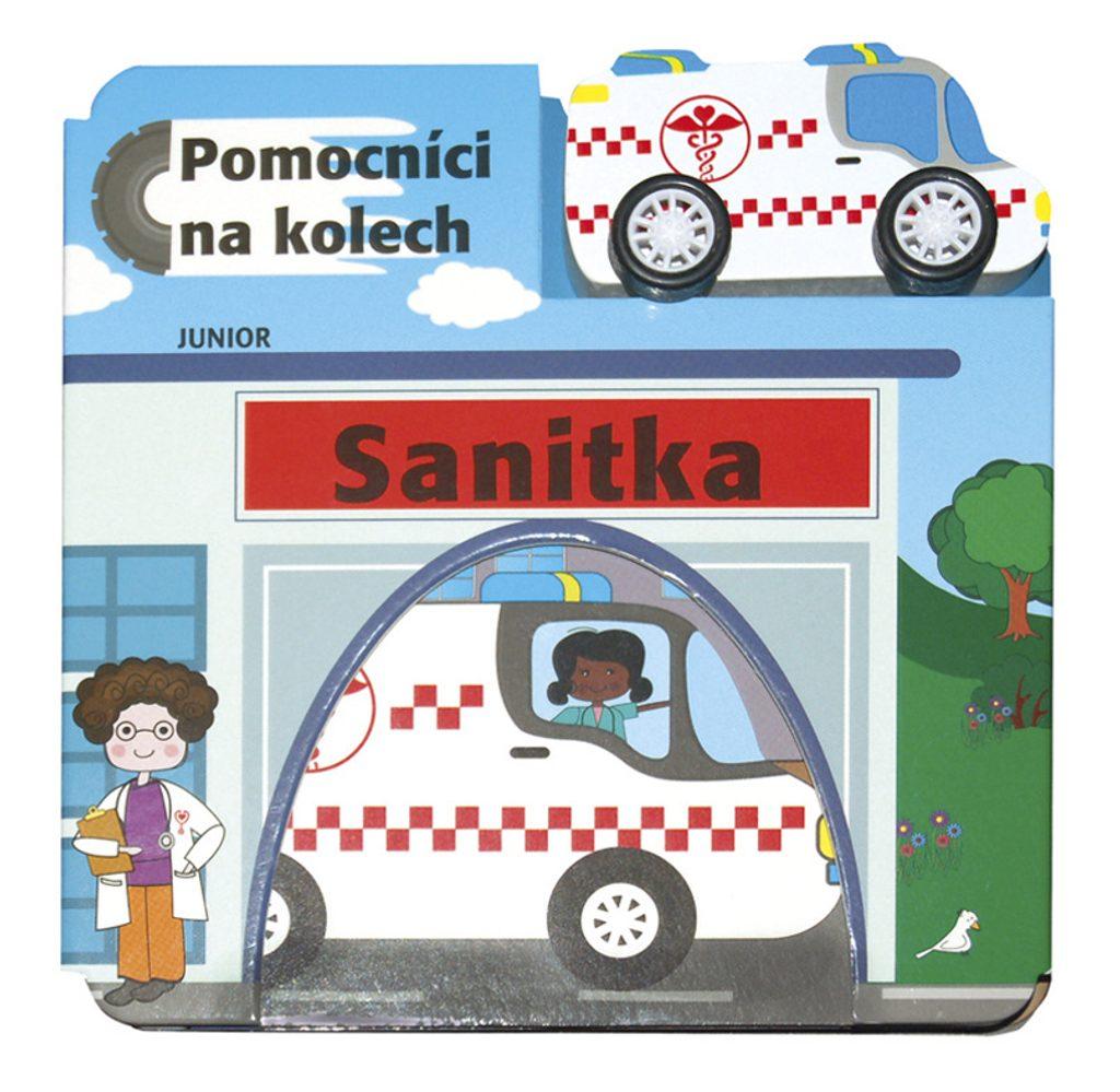 Sanitka - Pomocníci na kolech