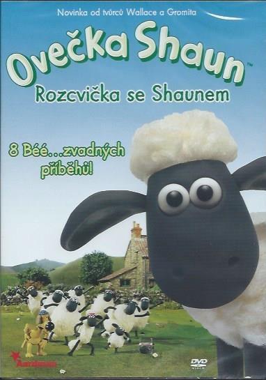 DVD Ovečka Shaun - Rozcvička se Shaunem