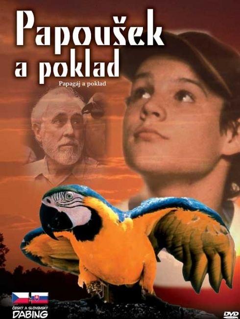 DVD Papoušek a poklad