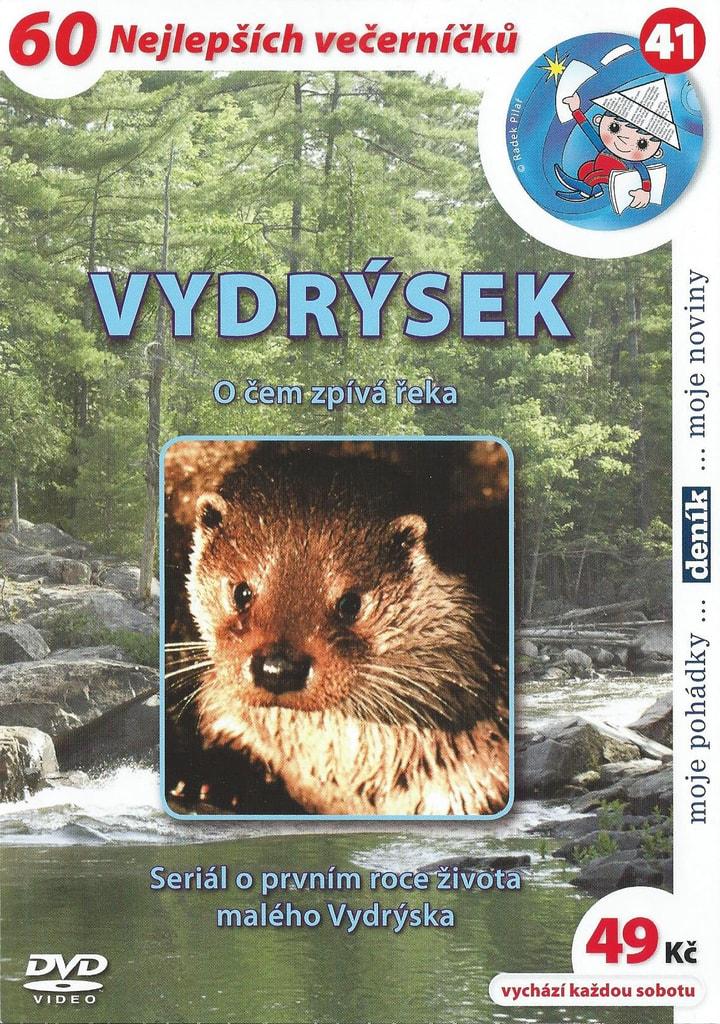 DVD Vydrýsek
