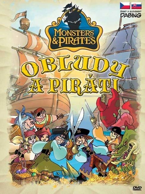 DVD Obludy a piráti