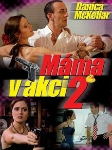 DVD Máma v akci 2