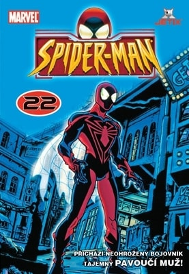 DVD Spiderman bez hranic 22