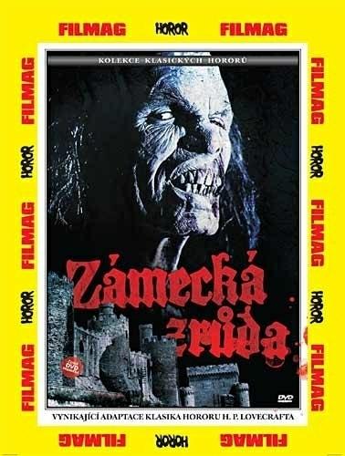 DVD Zámecká zrůda