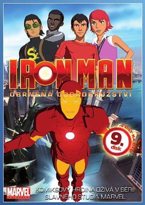 DVD Iron Man 9