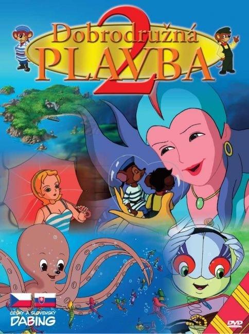 DVD Dobrodružná plavba 2