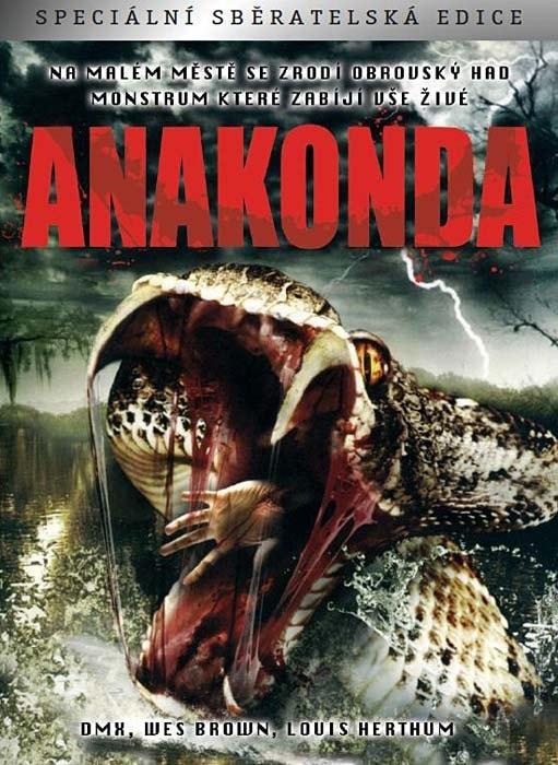 DVD Anakonda (Digipack)