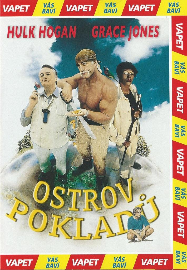 DVD Ostrov pokladů