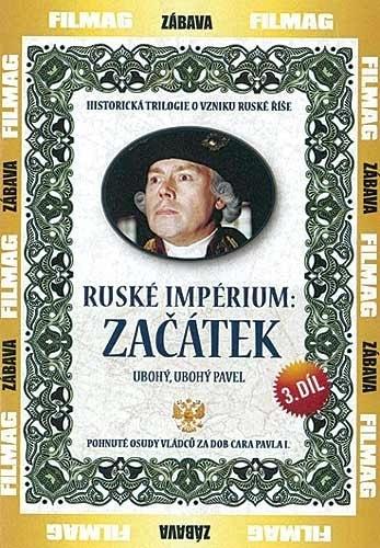 DVD Ruské impérium 3
