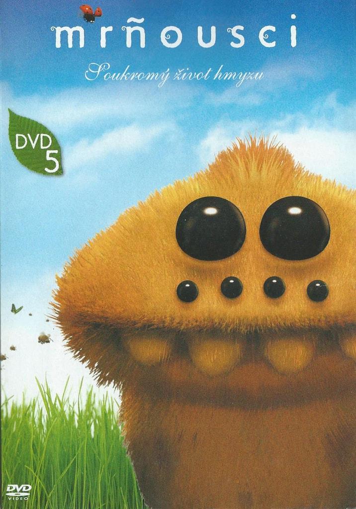 DVD Mrňousci 5