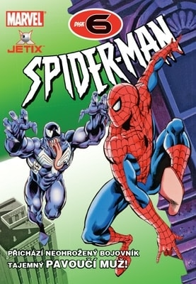 DVD Spiderman 06