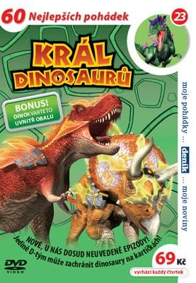DVD Král dinosaurů 23