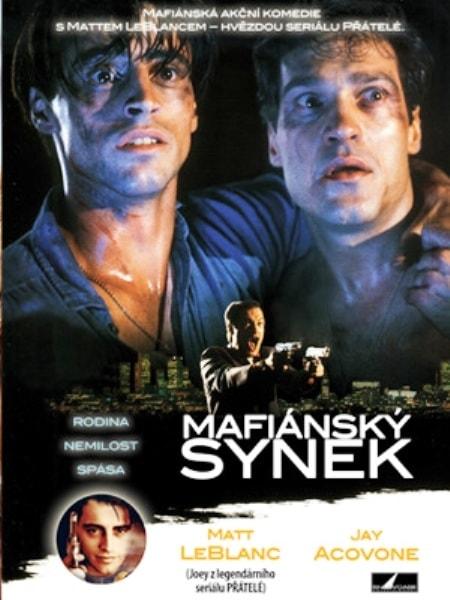 DVD Mafiánský synek