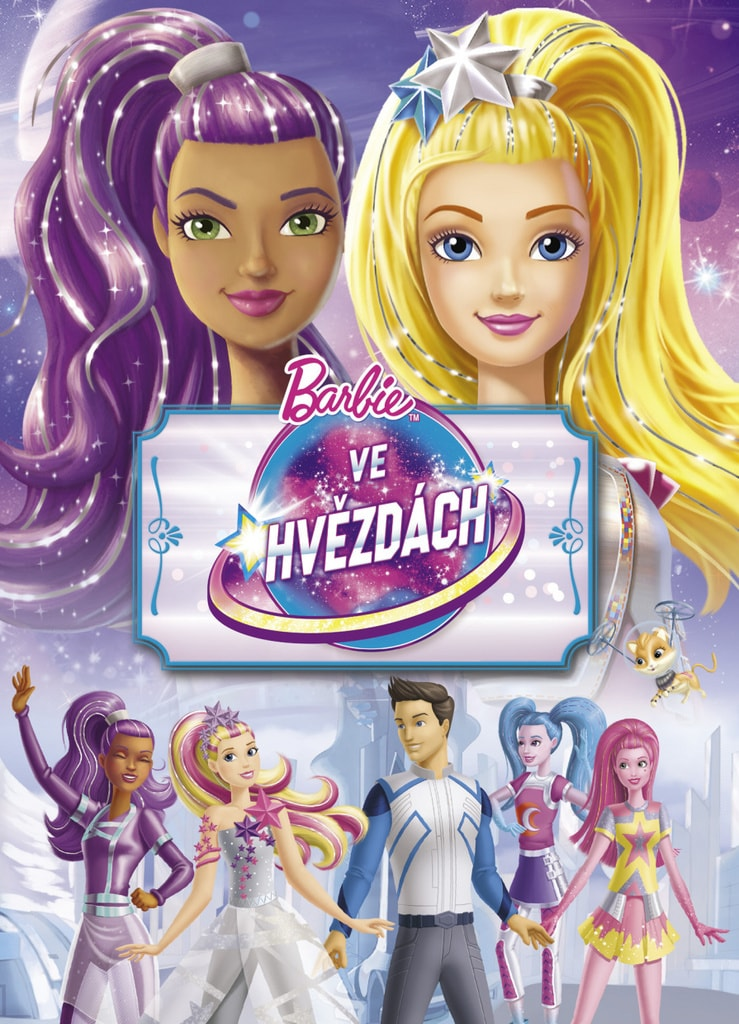 Barbie ve hvězdách