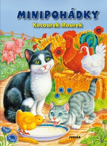 Kocourek Mourek - minipohádky