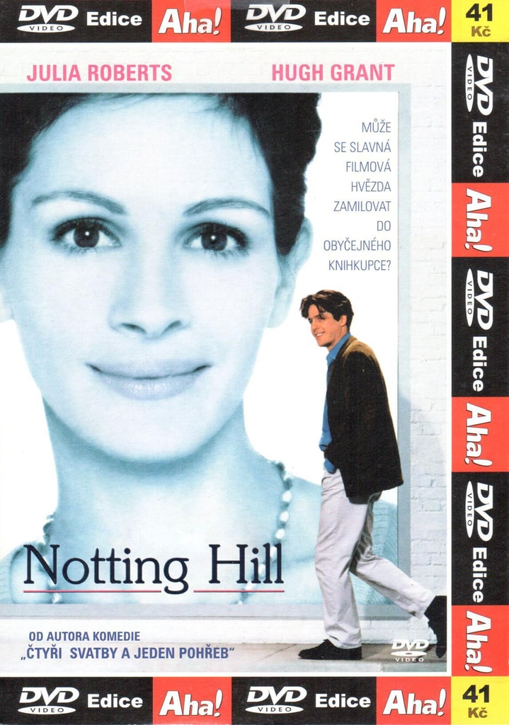 DVD Notting Hill