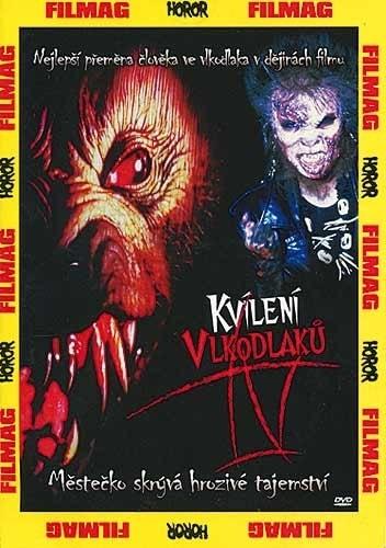 DVD Kvílení vlkodlaků 4