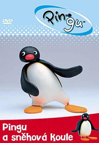 DVD Pingu a sněhová koule 3