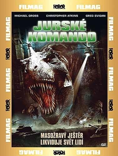DVD Jurské komando
