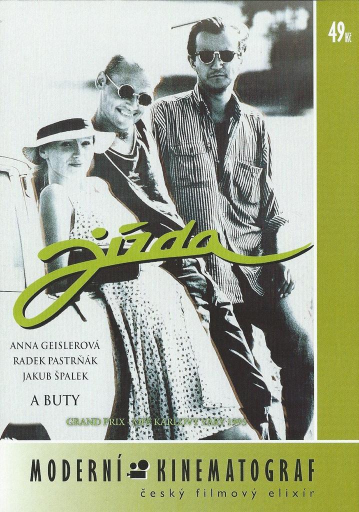 DVD Jízda
