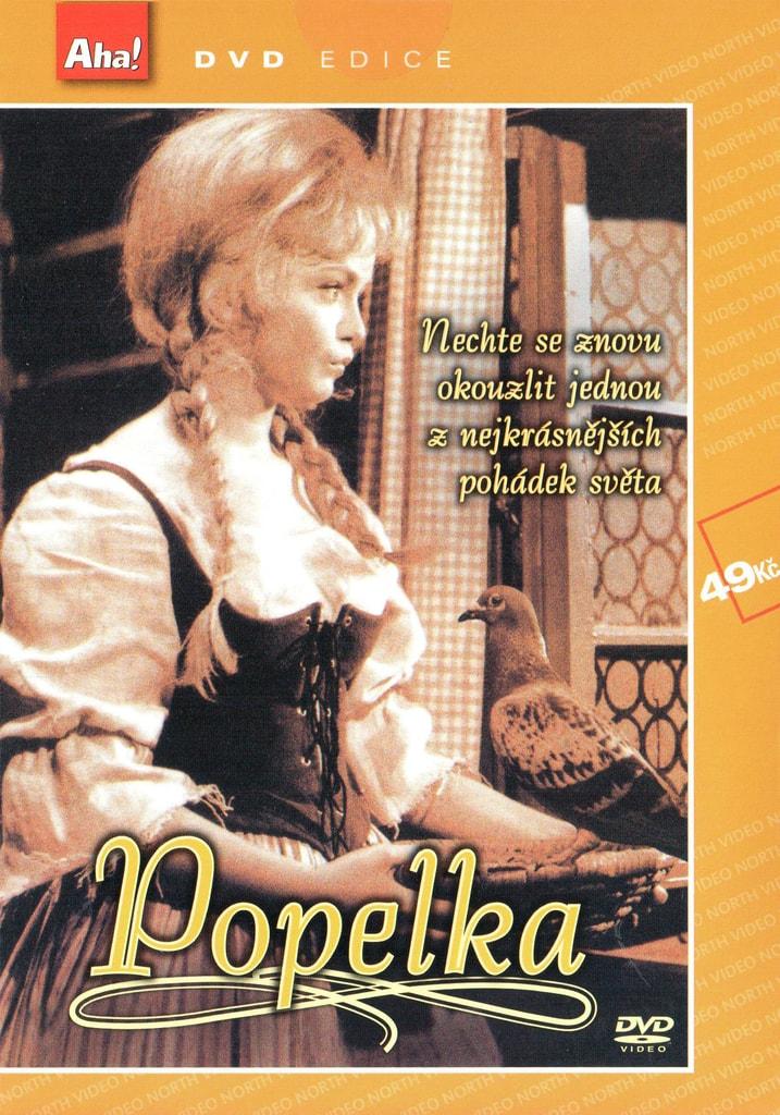 DVD Popelka (Eva Hrušková)