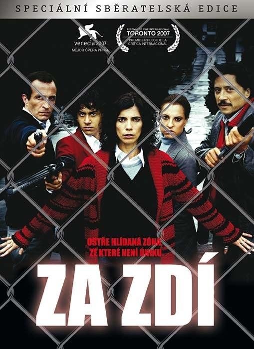 DVD Za zdí (Digipack)