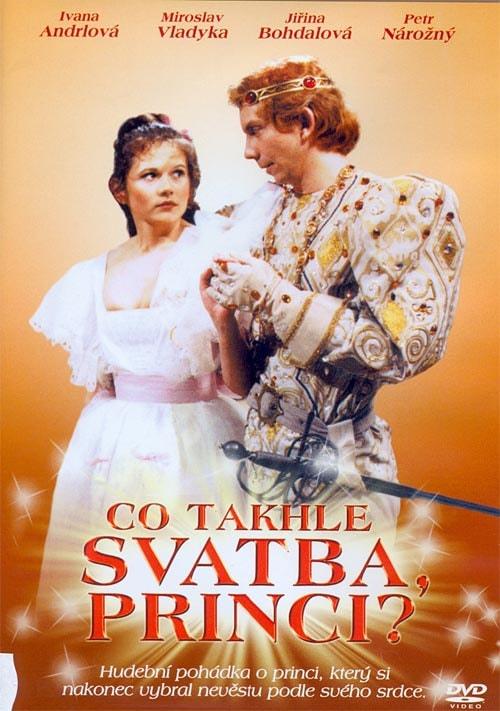DVD Co takhle svatba, princi?