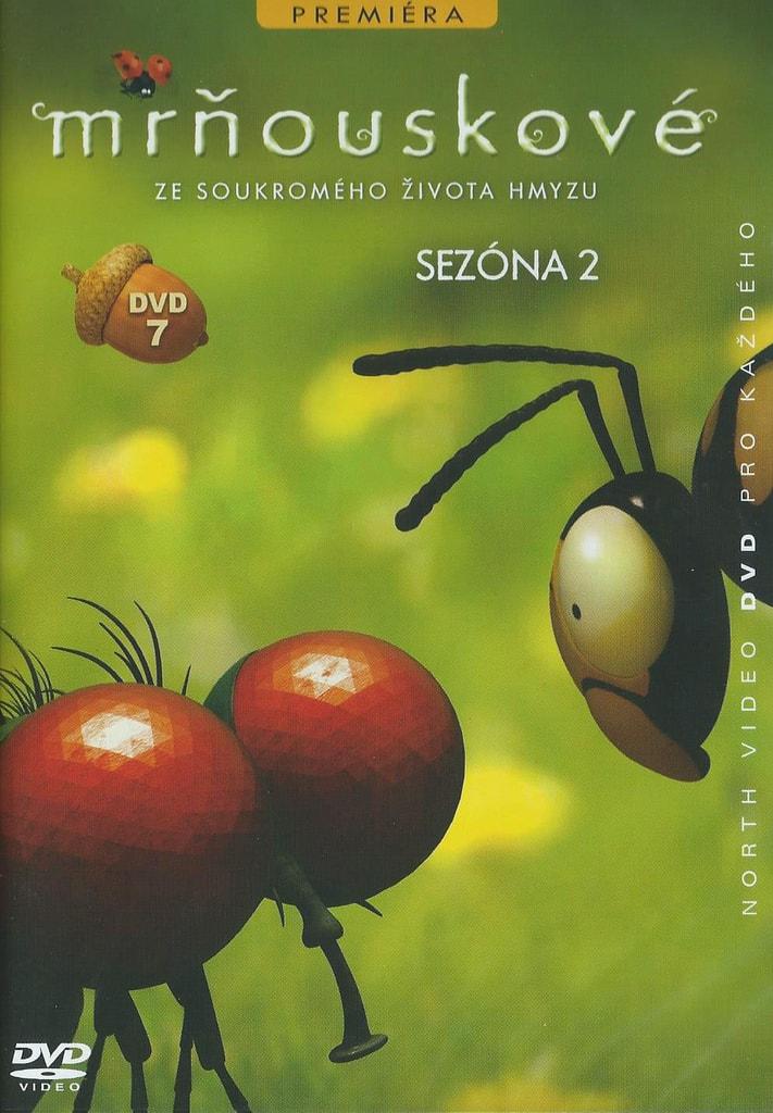 DVD Mrňouskové 7