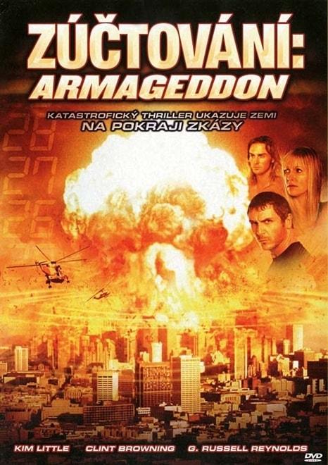 DVD Zúčtování: Armageddon