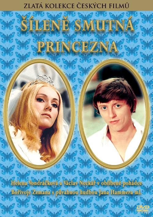 DVD Šíleně smutná princezna