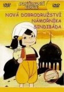 DVD Nová dobrodružství námořníka Sindibáda