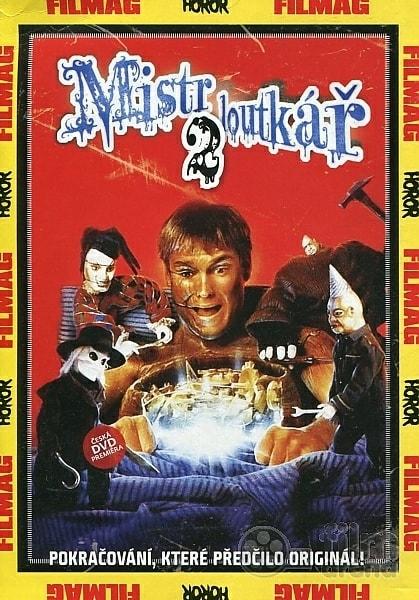 DVD Mistr loutkář 2