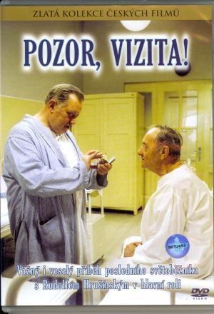 DVD Pozor, vizita!