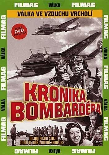DVD Kronika bombardéra