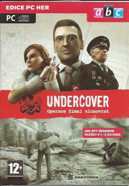 PC HRA Undercover: Operace Zimní slunovrat