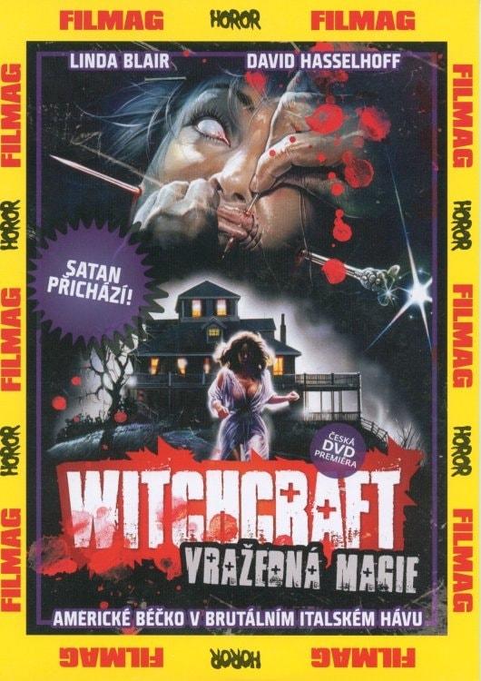 DVD Witchcraft: Vražedná magie