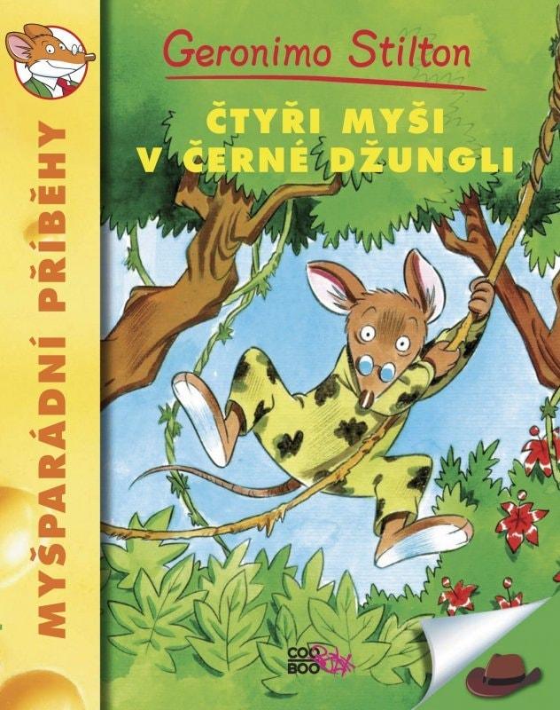 Čtyři myši v černé džungli