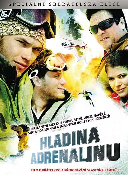 DVD Hladina adrenalinu (Digipack)