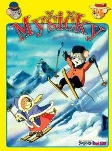 DVD Myšičky