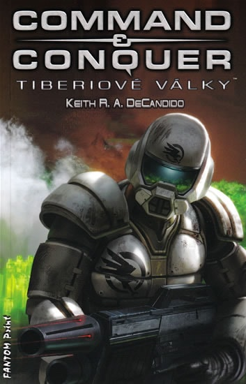 Tiberiové války -- Command & Conquer