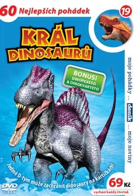 DVD Král dinosaurů 19