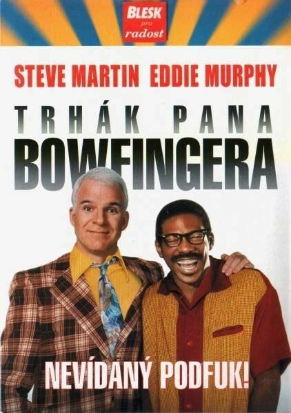 DVD Trhák pana Bowfingera