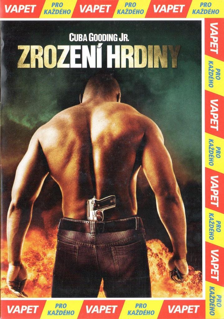 DVD Zrození hrdiny