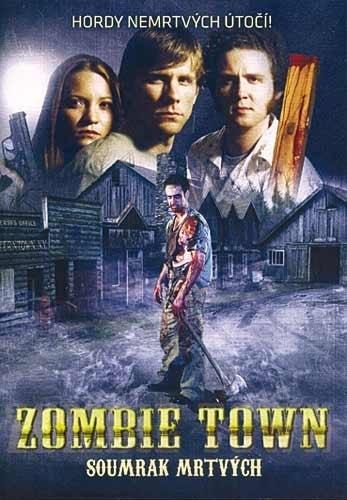 DVD Zombie Town: Soumrak mrtvých