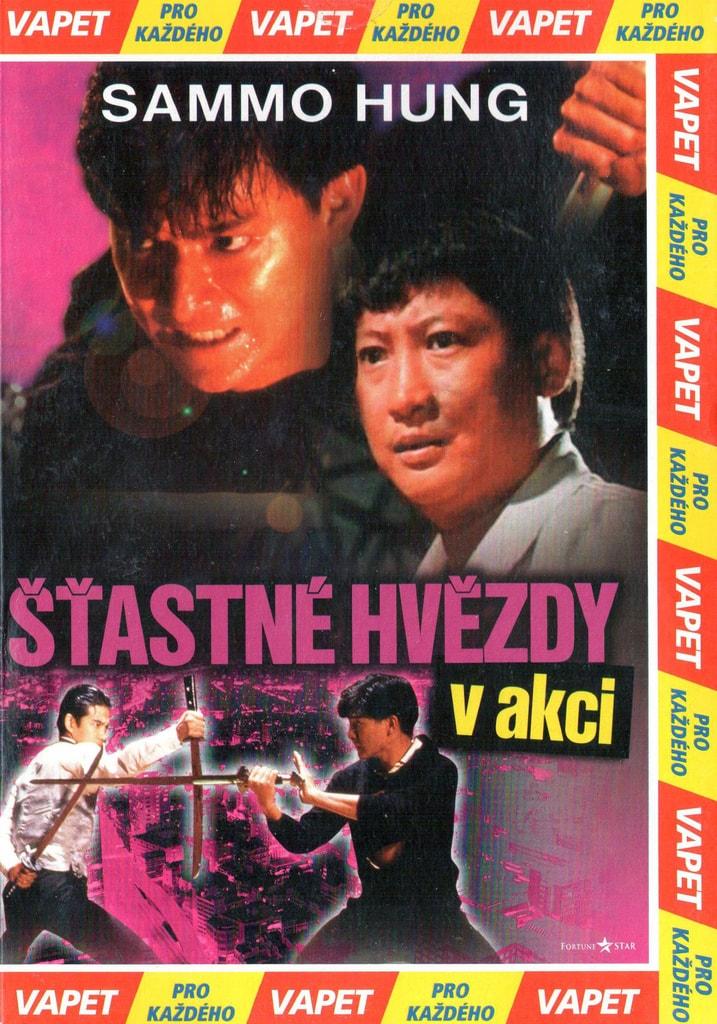 DVD Šťastné hvězdy v akci