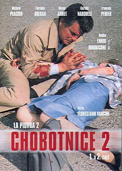 DVD Chobotnice 2 - 1. a 2. část
