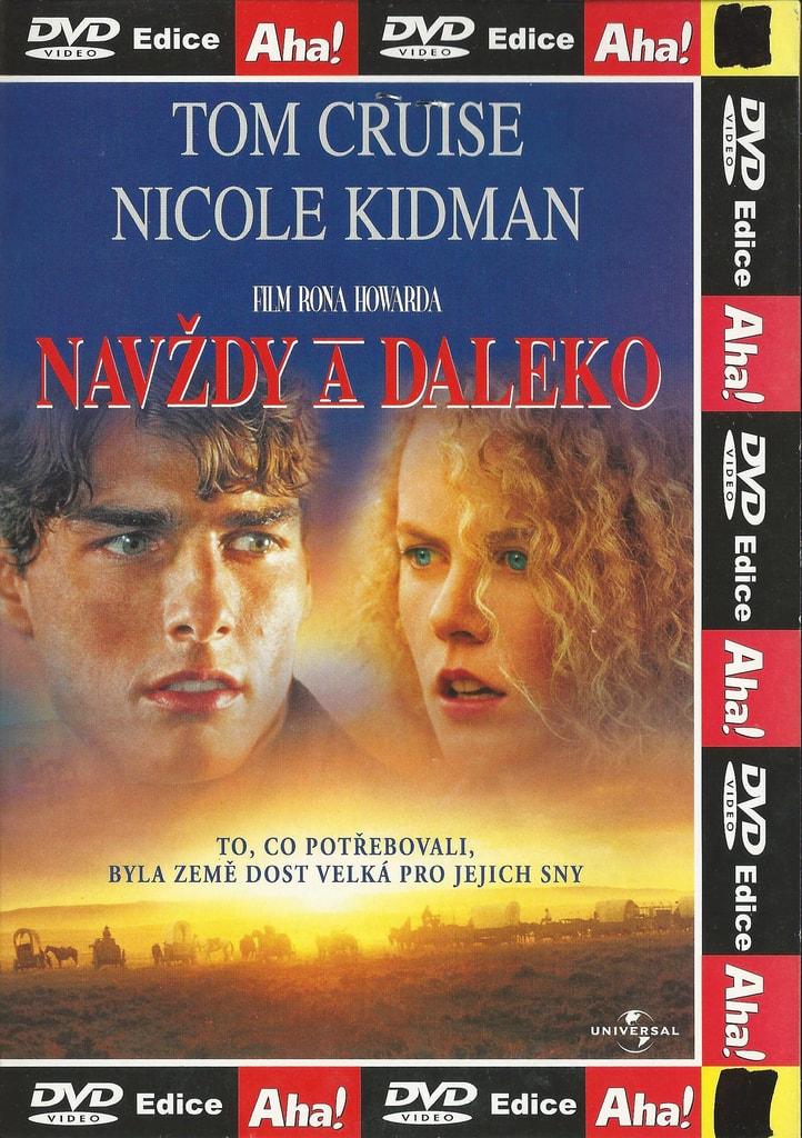 DVD Navždy a daleko